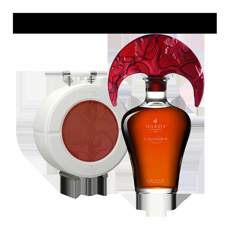 """Quatre Saisons """"Automne""""  Cognac Hardy"""